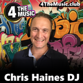 Chris Haines - 4 The Music & NuestraCasaRadio collab - Seriously slippery Soulful House