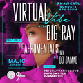 The Afromentals Mix #147 by DJJAMAD Sundays on Big Ray's Virtual Vibe 8-10pm EST  MAJIC 107.5 FM