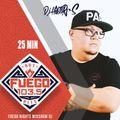 DJ HEKTOR S - FUEGO NIGHTS -10-19 25 MIN