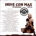 INDIE CON MAS VOL.25 SERGIMAS DJ