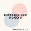 Techno & Electronica Mix Q2/2021