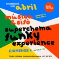 MUSICA I SIFO 4/04/21 - Superchema funky experience