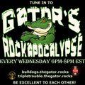 Show #75 - Gator's Rockapocalypse – Hanoi Rocks, Tears For Fears, Platinum Blonde, Genisis + more