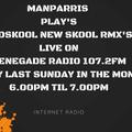RENEGADE RADIO WITH MANPARRIS AIRED JAN 2020 - ENJOY!!