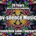 Diepsyden @ ov-silence.music Labeltour in Osnabrück.