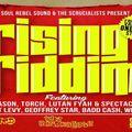 Rising Riddim ✶Re-Up Promo Mix Jan. 2016✶➤Soul Rebel Sound & The Scrucialists By DJ O. ZION