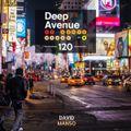 120 - David Manso - Deep avenue