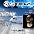 LORENZOSPEED* presents THE SOUNDAY Radio Show Domenica 28 Giugno 2020 with telephonic guest DARiUSH