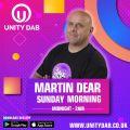 Martin Dear - Unity DAB Cover Show 27-03-2021