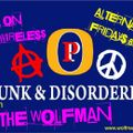 Punk & Disorderly with the Wolfman 22 10 21