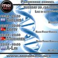 DJ Lefty@MidiRadio – 30 Oct 2012