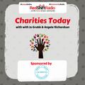 #CharitiesToday - Angela Richardson with  David Crosthwaite, Volunteer Coordinator Healthwatch