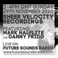November 29th Sheer Velocity Radio Show