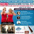 Episode 78: Niagara Icewine Festival; Erin Tomson, Len Pennachetti, Rich Mell