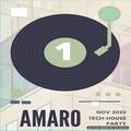Amaro @ Funny Tech-House Nov 2020