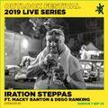 Iration Steppas ft Macky Banton & Dego Ranking - Live at Outlook 2019
