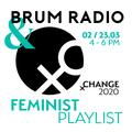 xChange Festival Feminist Playlist Part 1 (02/03/2020)