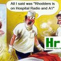Rhodders and Stuart on HRR and A1Radio