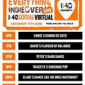 i>40 Social 8 - DJ Set 4 (Tracey)
