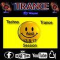 Techno-Acid-Trance-Session(13.8.17)by Dj Wayne