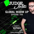 JUDGE JULES PRESENTS THE GLOBAL WARM UP EPISODE 789