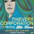 Opening Set @ Thievery Corporation @ The Tower - Philly May 10th, 2014