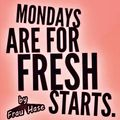 MONDAY LET´S DO THIS by Frau Hase