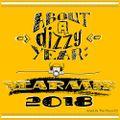 The Dizzy DJ - about a dizzy year: YEARMIX 2018