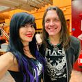 Soren Andersen Interview with Caz Parker of MMH - The Home Of Rock Radio