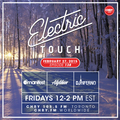 DJ Alykhan on Toronto's 105.5 FM - Electric Touch Radio [27 FEB 2015]