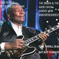 Gill Manly - The Singer and the Song Radio Show - The B B King Session - 17th May 2015