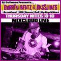 DJ CUTLOOSE | DURRTY BEATZ & BASSLINES - 18TH MARCH 2021