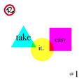 take it easy #1