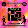 HatStandy live on Safehouse radio 08.06.18