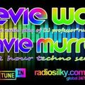 cross over with stevie watt live on radiosilky & 2 hour guest mix from davie murry techno set