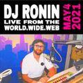 Ronin from NY5/4/21 7-9pm show on Gutsy Radio