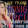LIVE from the Midnight Circus Featuring Lauren Anderson