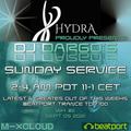 Uplifting Trance - DJDargo's Sunday Service EP152 WK36 Sept 05 2021