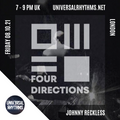 Johnny Reckless - Four Directions 08.10.21