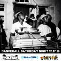 Faction Sound on Sirius XM, The Joint, Dancehall Saturday Night - December 17, 2016