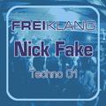 FREIKLANG Techno 01 - Nick Fake @ Rise up #1 - Bunker, Kiel
