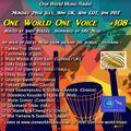 One World One Voice 108