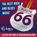 Route 66 Radio Show (04/10/15) Finnish slide guitar goddess Erja Lyytinen Interview & live tracks