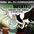 Club Infektio - Uniting the tribes set (Kaaosradio live recording)