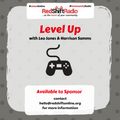 #LevelUp - 27 Feb 2019 - Films and Games