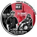 DJ PH, DJ SAMY SCRATCHEVERYWHERE - FLAVOUR OF THE MONTH RADIO SHOW - RADIO GRENOUILLE 88.8 FM