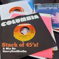 Stack Of 45's!