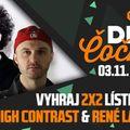 DnB Čočka/ hall edition @Radio-R 3.11.2019