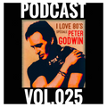 I Love 80's Vol. 025 Special Peter Godwin by JL MARCHAL on Galaxie Radio Belgium