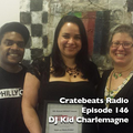 Cratebeats Radio Episode 146 - Vanessa's special farewell tribute!